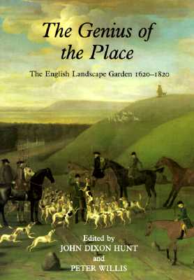 Image for The Genius of the Place: The English Landscape Garden, 1620-1820