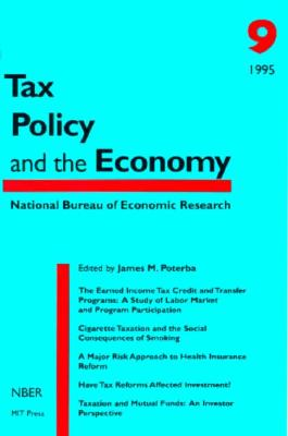 Image for Tax Policy and the Economy, Vol. 9