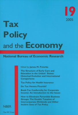 Image for Tax Policy and the Economy (Volume 19)