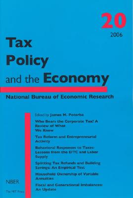 Image for Tax Policy and the Economy (Volume 20)