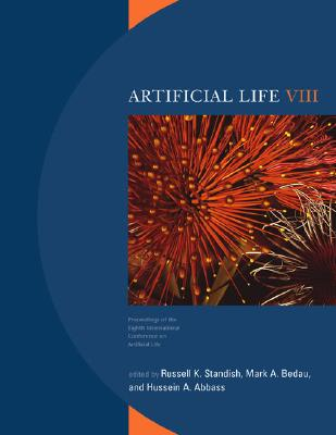 Image for Artificial Life VIII: Proceedings of the Eighth International Conference on Artificial Life (Complex Adaptive Systems)