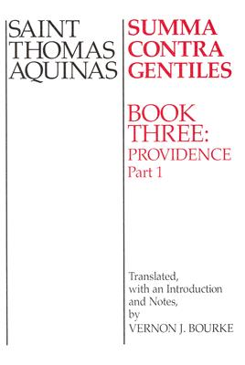 Image for Summa Contra Gentiles Bk 3, Part 1: Providence