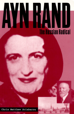 Image for Ayn Rand: The Russian Radical