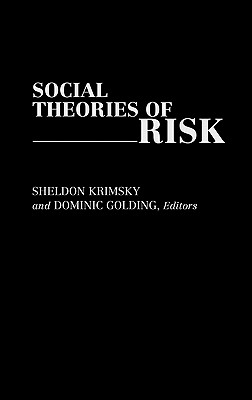 Image for Social Theories of Risk