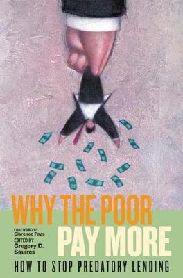 Image for WHY THE POOR PAY MORE : HOW TO STOP PRED