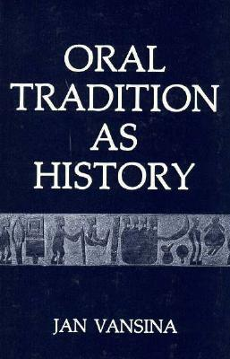 Image for Oral Tradition as History