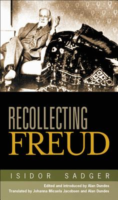 Image for Recollecting Freud