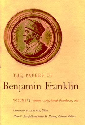 Image for The Papers of Benjamin Franklin, Vol. 14: Volume 14: January 1, 1767 through December 31, 1767