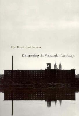Image for Discovering the Vernacular Landscape