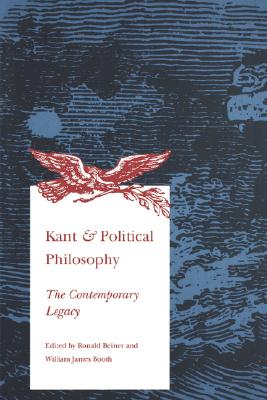 Image for Kant and Political Philosophy: The Contemporary Legacy