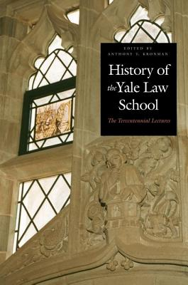 Image for History of the Yale Law School