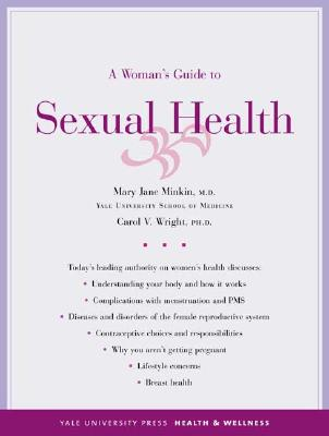 Image for A Woman's Guide to Sexual Health (Yale University Press Health & Wellness)