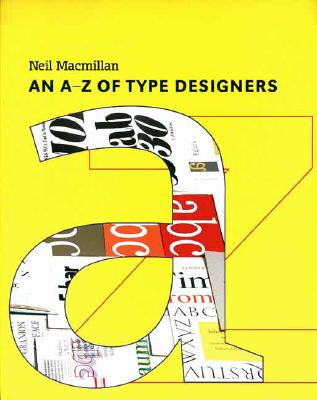 Image for An A-Z of Type Designers