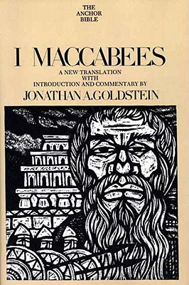 Image for I Maccabees (The Anchor Yale Bible Commentaries)