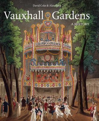 Image for Vauxhall Gardens: A History