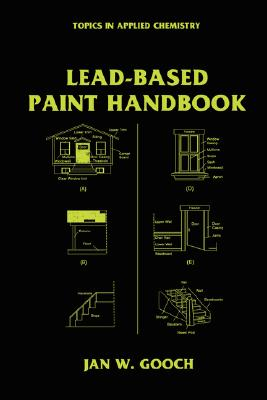 Image for Lead-Based Paint Handbook (Topics in Applied Chemistry)