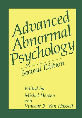 Image for Advanced Abnormal Psychology