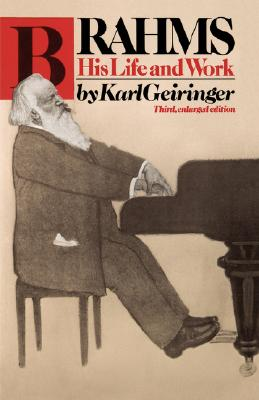 Image for Brahms: His Life And Work (A Da Capo paperback)