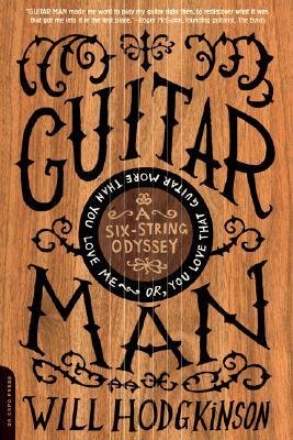 """Guitar Man, """"Hodkinson, Will"""""""