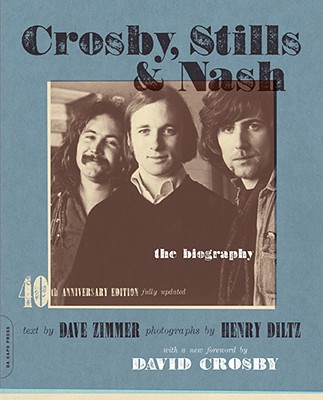 Image for Crosby, Stills & Nash: The Biography