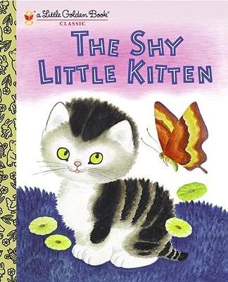Image for The Shy Little Kitten (Little Golden Books)