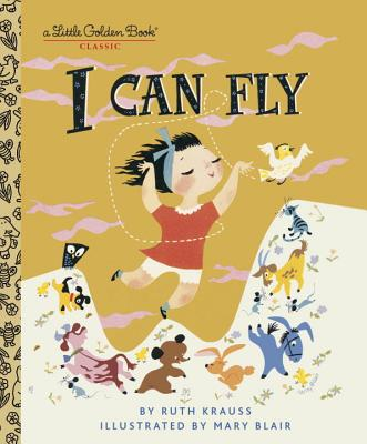 Image for I Can Fly (Little Golden Book)