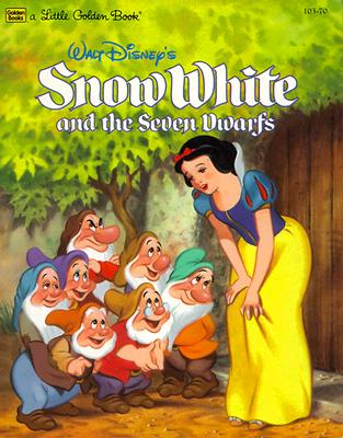 Snow White and the Seven Dwarfs, GOLDEN BOOKS PUBLISHING COMPANY