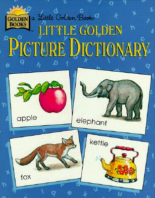 Image for Little Golden Picture Dictionary (Little Golden Book)