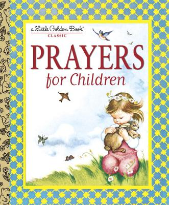 Image for PRAYERS FOR CHILDREN (LITTLE GOLDEN BOOK)