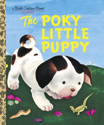 POKY LITTLE PUPPY (LITTLE GOLDEN BOOK), LOWREY, JANETTE SEBRING