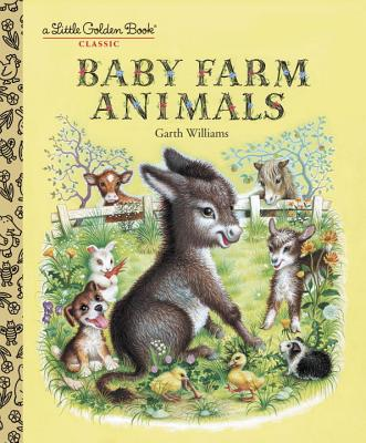 BABY FARM ANIMALS (LITTLE GOLDEN BOOK), WILLIAMS, GARTH
