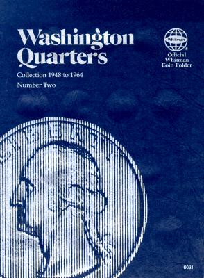 Washington Quarter Folder 1948-1964 (Official Whitman Coin Folder), Whitman