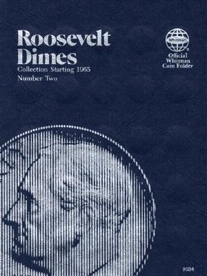 Image for Roosevelt Dimes Folder 1965-2004 (Official Whitman Coin Folder)