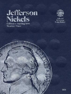 Jefferson Nickels Folder Starting 1996 (Official Whitman Coin Folder), Whitman