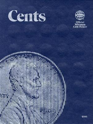 Lincoln Cents Folder Plain (Official Whitman Coin Folder), Whitman