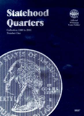 Statehood Quarter Folder No.1 : 1999-2001, Whitman Publishing; Products, Whitman Coin