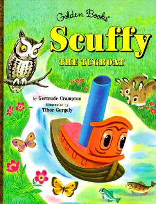 Image for Scuffy The Tugboat