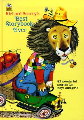 Image for Richard Scarry's Best Storybook Ever