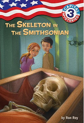 Image for Capital Mysteries #3: The Skeleton in the Smithsonian