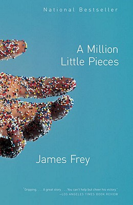 A Million Little Pieces, Frey, James