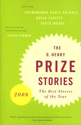 Image for O. Henry Prize Stories 2008 (The O. Henry Prize Collection)