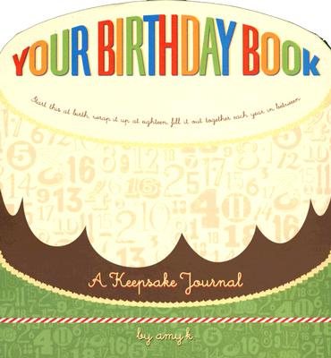 Image for Your Birthday Book: A Keepsake Journal