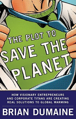 Image for PLOT TO SAVE THE PLANET