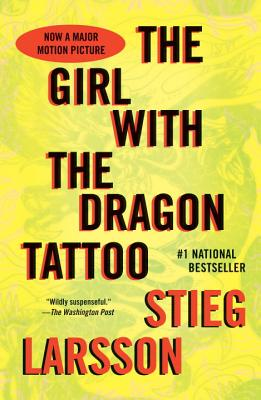 The Girl with the Dragon Tattoo (Vintage), STIEG LARSSON