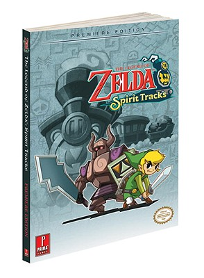 Image for LEGEND OF ZELDA SPIRIT TRACKS PRIMA OFFICIAL GAME GUIDE COLLECTOR'S EDITION