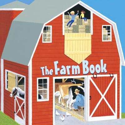 Image for The Farm Book (A Golden Super Shape Book)