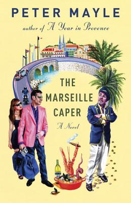Image for The Marseille Caper (Vintage)