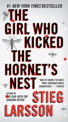 The Girl Who Kicked the Hornet's Nest (Vintage Crime/Black Lizard), Stieg Larsson