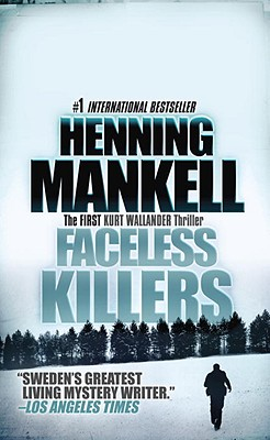 Faceless Killers (Vintage Crime/Black Lizard), Henning Mankell