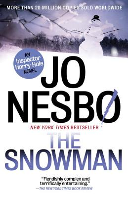The Snowman: A Harry Hole Novel (7) (Vintage Crime/Black Lizard), Nesbo, Jo